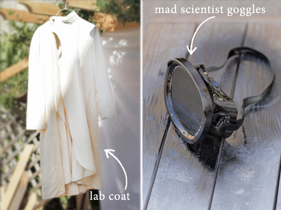 Dr Horrible Costume & DIY Death Ray
