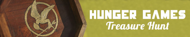 Hunger Games Treasure Hunt