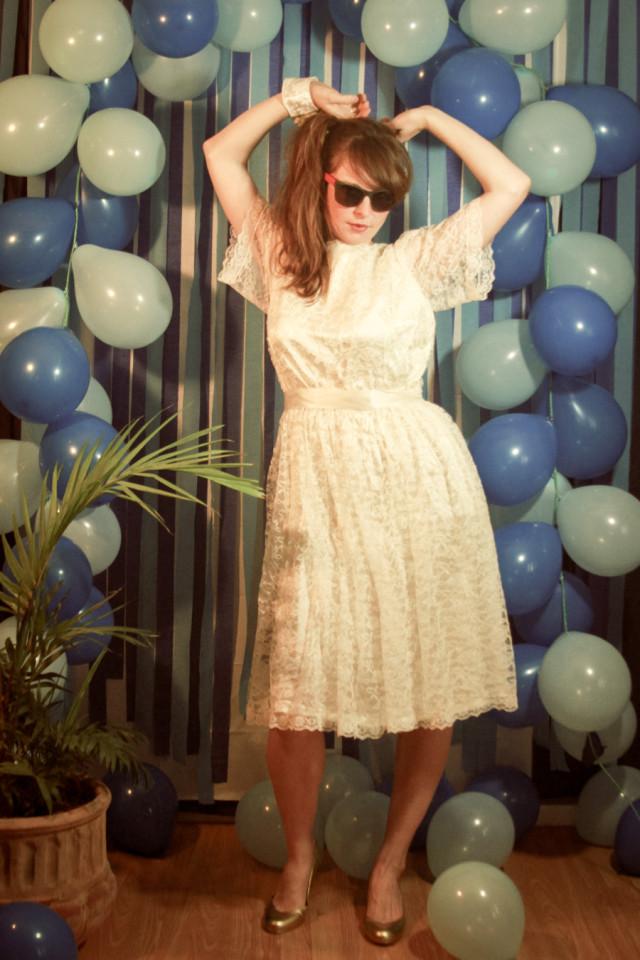 80s prom photo
