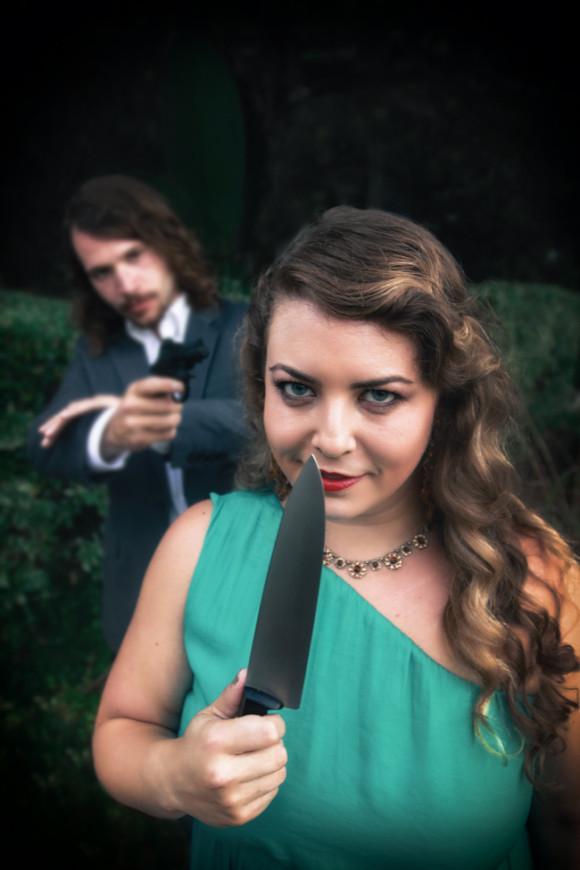 Murder Mystery Dinner Ideas - How to Host a Murder: The Watersdown Affair