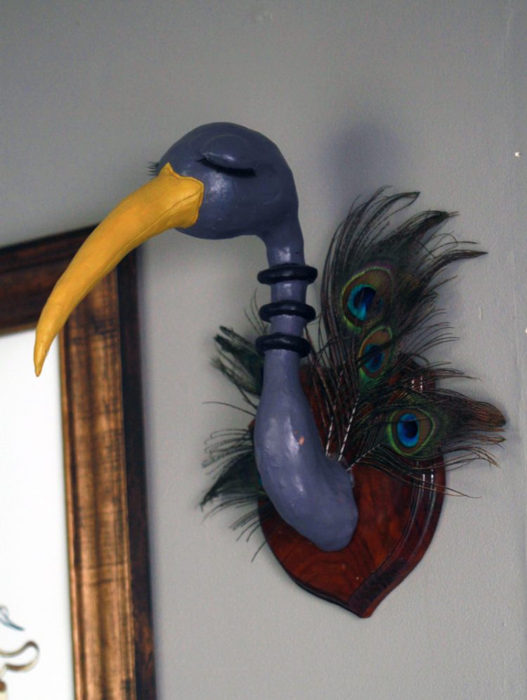 Dr Seuss craft DIY : Dr Seuss Taxidermy DIY