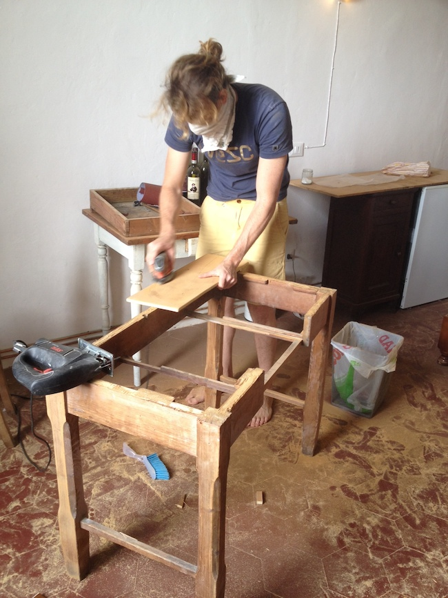 DIY Table How To