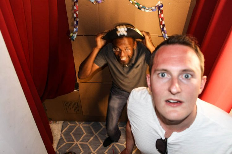The Fort Party 2016 - Night 1 Photobooth-59