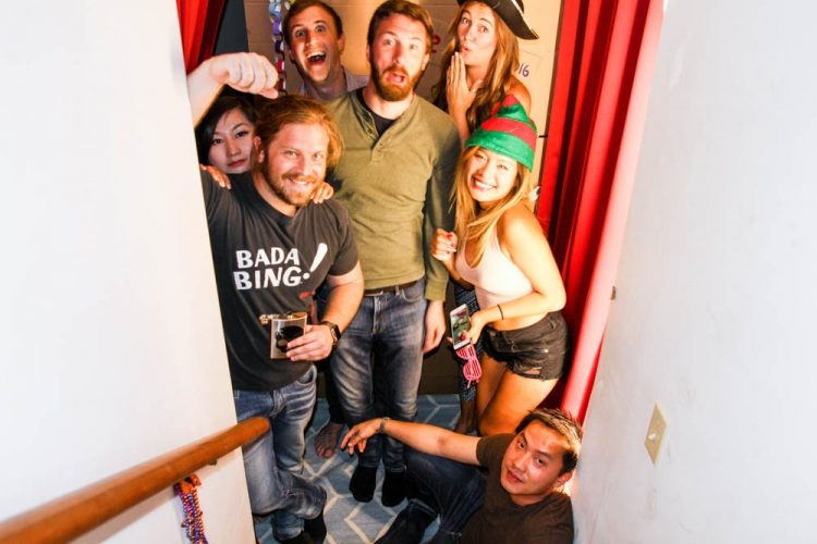 The Fort Party 2016 - Night 2 Photobooth-73
