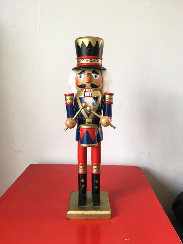 Zombie Nutcracker DIY