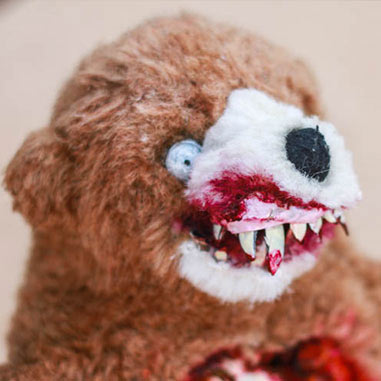 terror teddy close up featured